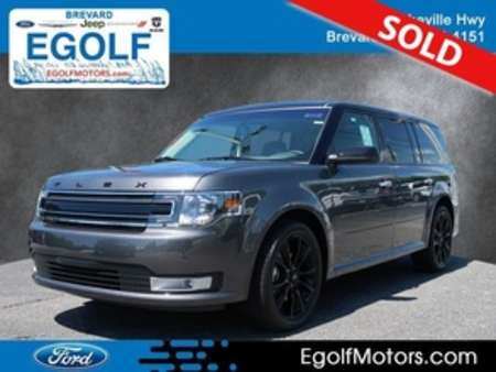 2019 Ford Flex SEL for Sale  - 5132  - Egolf Motors
