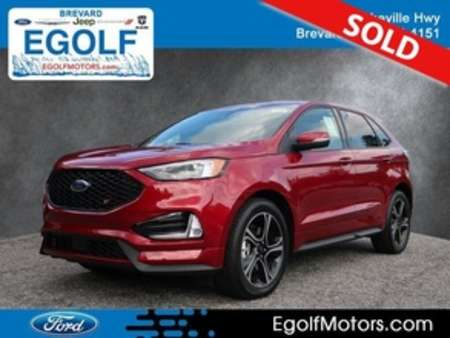 2019 Ford Edge ST AWD for Sale  - 5135  - Egolf Motors