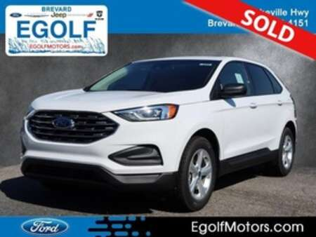 2020 Ford Edge SE AWD for Sale  - 5264  - Egolf Motors