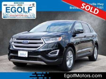 2017 Ford Edge SEL AWD for Sale  - 11007  - Egolf Motors