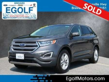 2017 Ford Edge SEL AWD for Sale  - 11001  - Egolf Motors