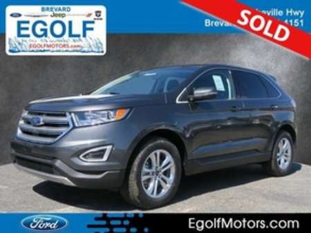 2018 Ford Edge SEL AWD for Sale  - 4939  - Egolf Motors