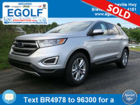 2018 Ford Edge SEL for Sale  - 4978  - Egolf Motors