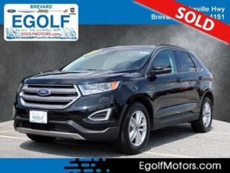 2018 Ford Edge SEL AWD for Sale  - 11011  - Egolf Motors