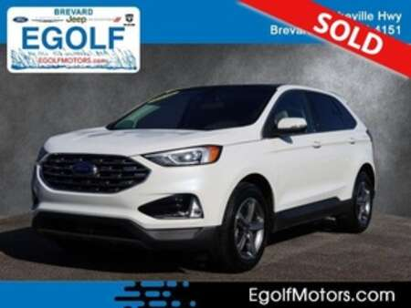 2020 Ford Edge SEL AWD for Sale  - 10984  - Egolf Motors