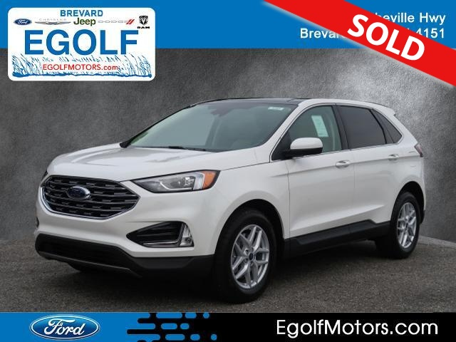 2021 Ford Edge  - Egolf Motors