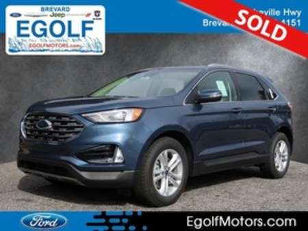 2019 Ford Edge SEL AWD for Sale  - 5056  - Egolf Motors
