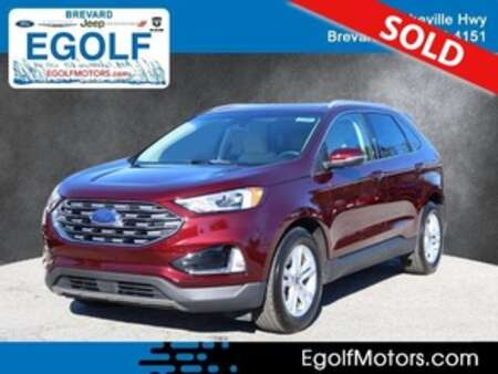 2020 Ford Edge SEL AWD for Sale  - 11069  - Egolf Motors