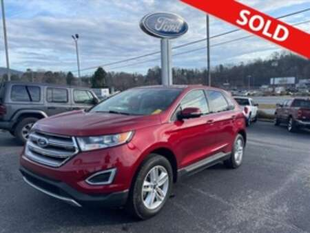 2018 Ford Edge SEL AWD for Sale  - 11045  - Egolf Motors