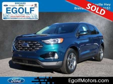 2020 Ford Edge SEL AWD for Sale  - 5164  - Egolf Motors