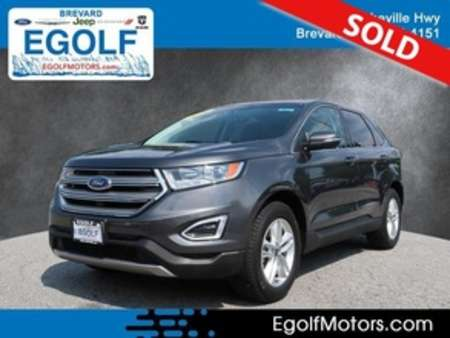 2016 Ford Edge SEL AWD for Sale  - 10837  - Egolf Motors