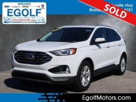 2019 Ford Edge SEL AWD for Sale  - 11081  - Egolf Motors