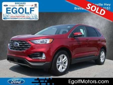 2019 Ford Edge SEL AWD for Sale  - 5108  - Egolf Motors