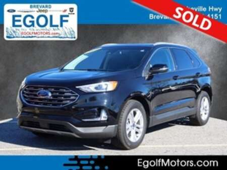 2020 Ford Edge SEL AWD for Sale  - 5296A  - Egolf Motors
