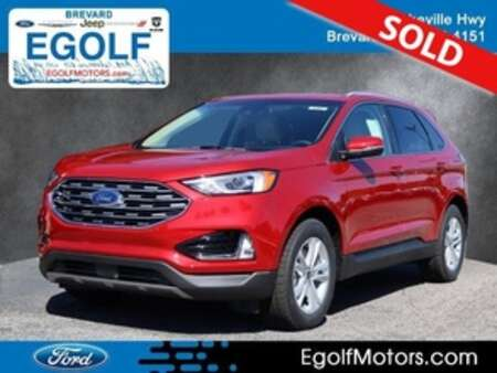 2020 Ford Edge SEL AWD for Sale  - 5282  - Egolf Motors