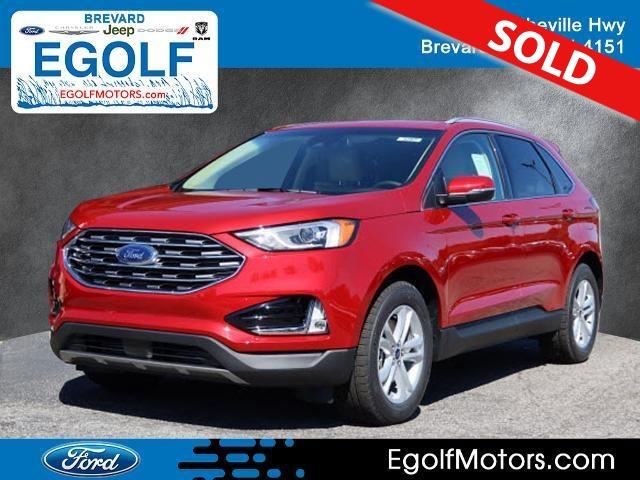 2020 Ford Edge  - Egolf Motors