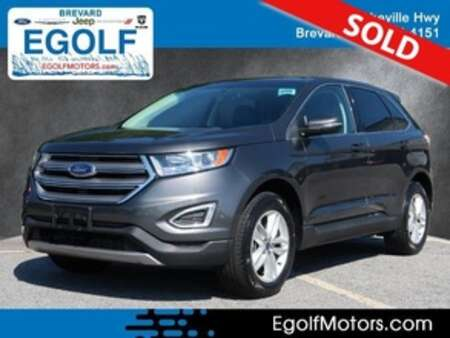 2017 Ford Edge SEL AWD for Sale  - 10998  - Egolf Motors