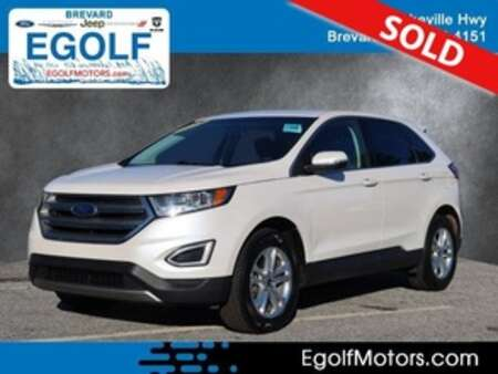 2018 Ford Edge SEL AWD for Sale  - 11046  - Egolf Motors