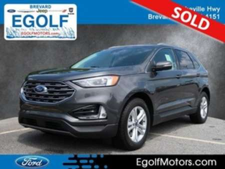 2019 Ford Edge SEL AWD for Sale  - 5126  - Egolf Motors