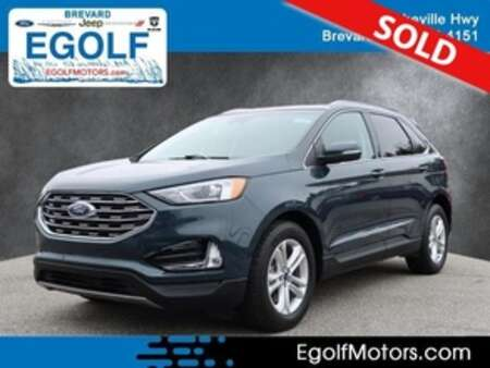 2019 Ford Edge SEL AWD for Sale  - 11080  - Egolf Motors