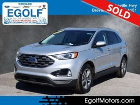 2019 Ford Edge SEL AWD for Sale  - 11079  - Egolf Motors