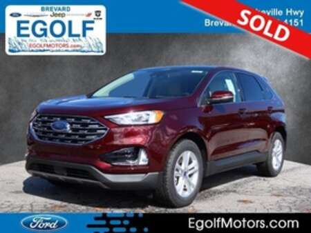 2020 Ford Edge SEL AWD for Sale  - 5287  - Egolf Motors