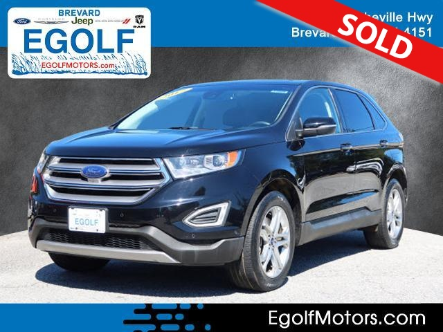 2017 Ford Edge  - Egolf Motors