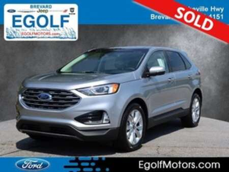 2020 Ford Edge Titanium AWD for Sale  - 5247  - Egolf Motors