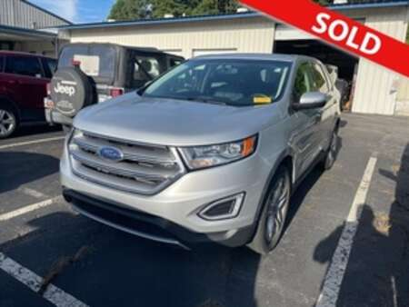 2016 Ford Edge Titanium AWD for Sale  - 10866  - Egolf Motors
