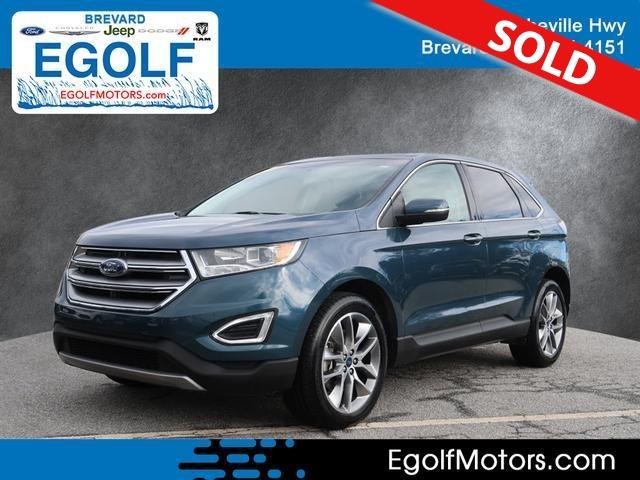 2016 Ford Edge  - Egolf Motors