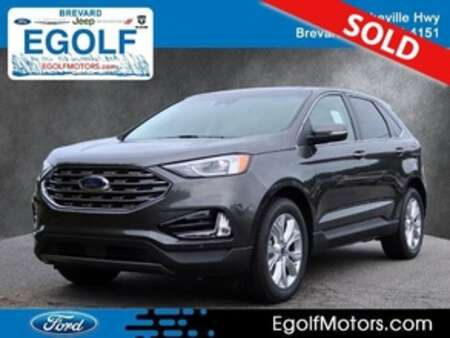 2020 Ford Edge Titanium AWD for Sale  - 5278  - Egolf Motors