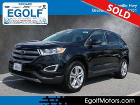 2018 Ford Edge Titanium AWD for Sale  - 10867  - Egolf Motors