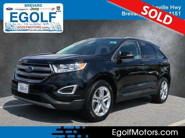 2018 Ford Edge Tita