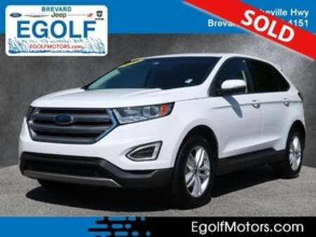 2015 Ford Edge SEL for Sale  - 10971A  - Egolf Motors