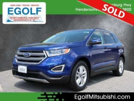 2015 Ford Edge SEL AWD for Sale  - 7722  - Egolf Motors