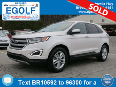 2015 Ford Edge SEL for Sale  - 10592  - Egolf Motors