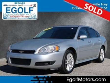 2013 Chevrolet Impala LTZ for Sale  - 21718B  - Egolf Motors