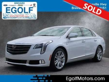 2018 Cadillac XTS Luxury for Sale  - 21902A  - Egolf Motors