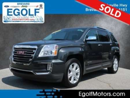 2017 GMC TERRAIN SLT AWD for Sale  - 10843  - Egolf Motors