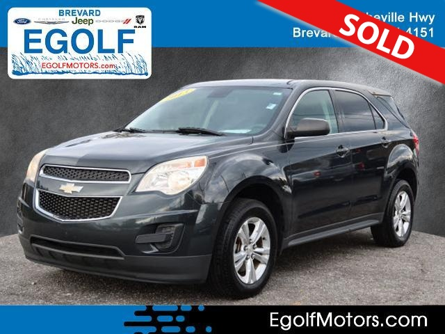 2013 Chevrolet Equinox  - Egolf Motors