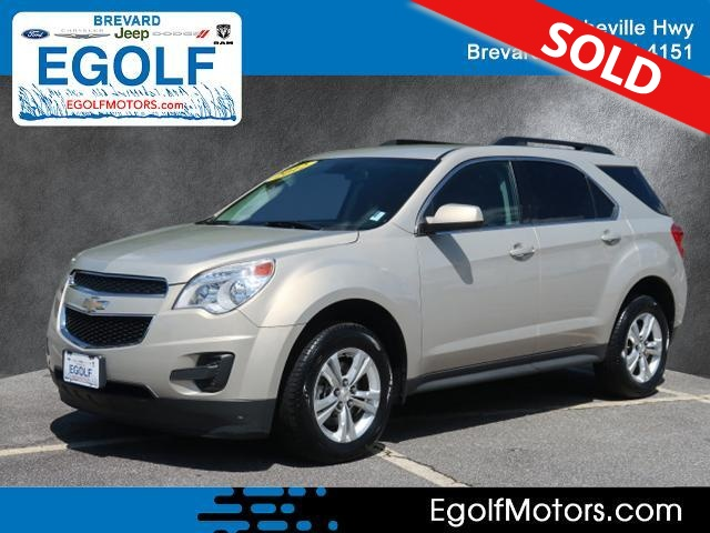 2012 Chevrolet Equinox  - Egolf Motors