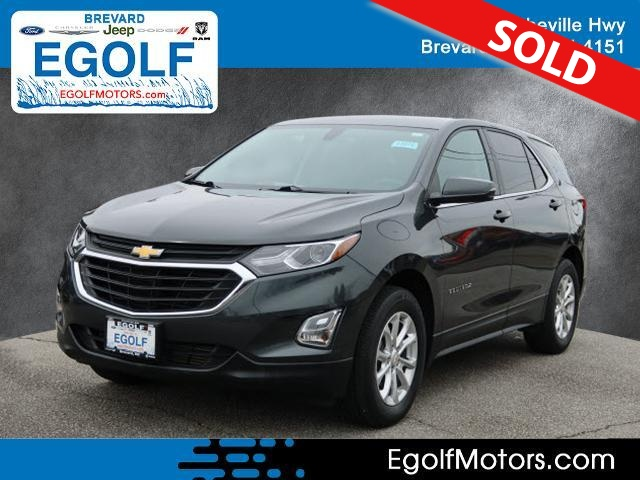2018 Chevrolet Equinox  - Egolf Motors