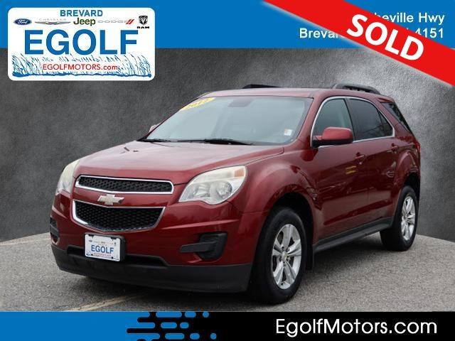 2012 Chevrolet Equinox  - Egolf Motors