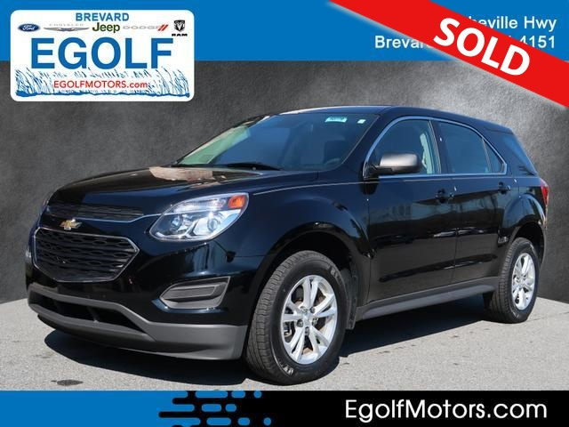 2017 Chevrolet Equinox  - Egolf Motors