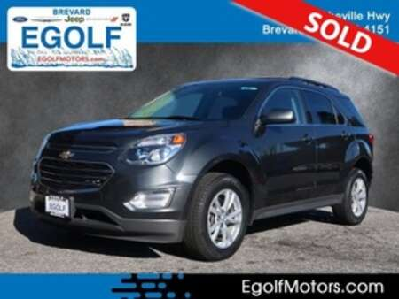 2017 Chevrolet Equinox LT AWD for Sale  - 10907  - Egolf Motors
