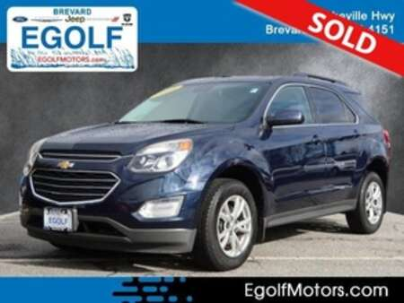 2016 Chevrolet Equinox LT AWD for Sale  - 82450A  - Egolf Motors