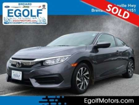 2016 Honda Civic Coupe LX-P for Sale  - 10829A  - Egolf Motors