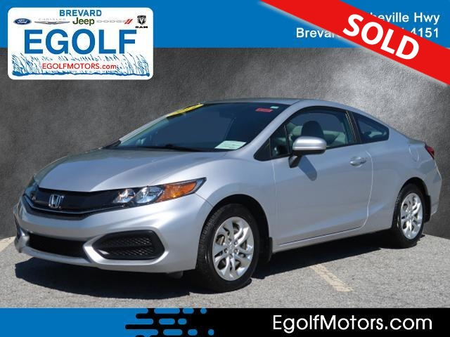 2014 Honda Civic Coupe  - Egolf Motors