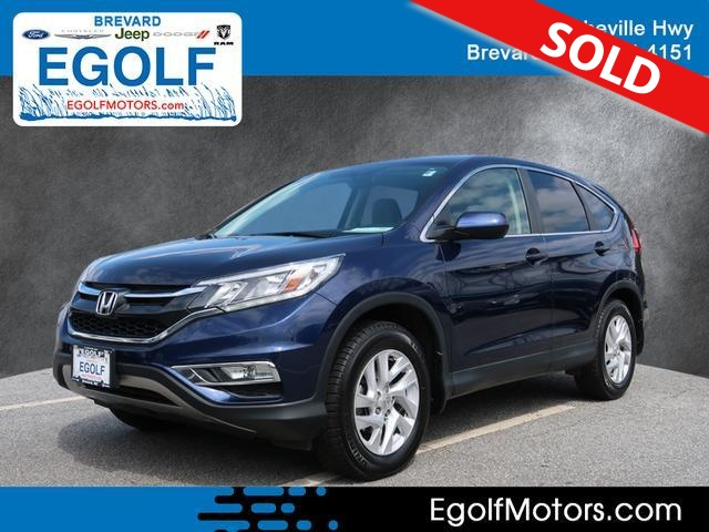 2015 Honda CR-V  - Egolf Motors