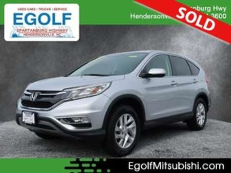 2016 Honda CR-V EX AWD for Sale  - 7705  - Egolf Motors